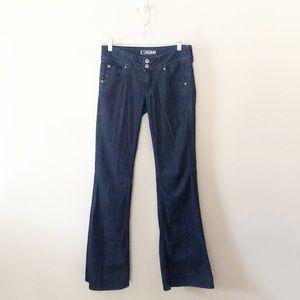 Hudson Signature Bootcut Flap Pocket Flare Jeans